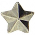 "1 SILVER STAR DEVICE (3/16"")"