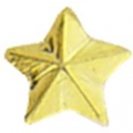 "1 GOLD STAR DEVICE (3/16"")"