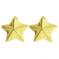 "2 GOLD STAR DEVICE (3/16"")"