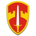 MACV Military Assistance Command Vietnam Decal Sticker