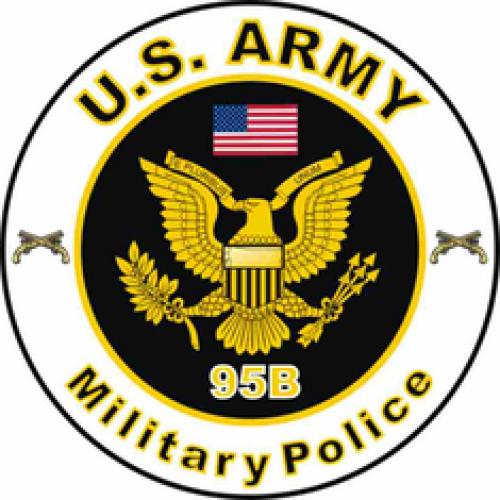 Us Army Mos 95b Military Police 38