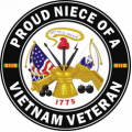 US Army Proud Niece of a Vietnam Veteran