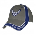 CAP-US AIR FORCE MULTICOLOR 3D