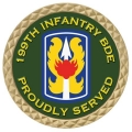 199TH INFANTRY COIN