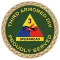 3RD ARMORED DIV COIN