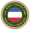ARMY FORCES CMD COIN ( FORSCOM )