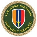 USARV COIN - UNITED STATES ARMY VIETNAM