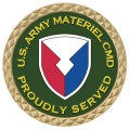 U.S ARMY MATERIEL CMD COIN