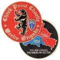 CHECK POINT CHARLIE COIN