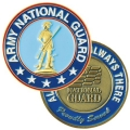 NATIONAL GUARD CHALLENGE COIN