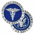 HOSPITAL CORPSMAN COIN