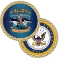 SHELLBACK NAVY COIN