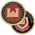 COMBAT ENGINEER COIN
