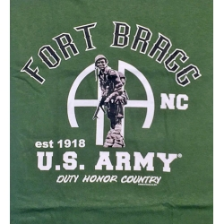 FORT BRAGG T-SHIRT