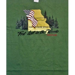 FORT LEONARD WOOD T-SHIRT