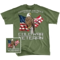 Cold War Veteran Keepers Of The Peace T-Shirt