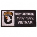 "PATCH-VIET,BDG,ARMY,101ST 1967-1972 (4-1/4"")"