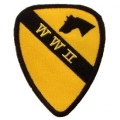 "PATCH-WWII,001ST CAV. (3-1/2"")"
