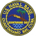 "PATCH-GUANTANAMO BAY (3"")"