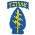 "PATCH-VIETNAM,SPEC.FORCES (3-1/2"")"