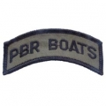"PATCH-VIETNAM,TAB,PBR BOA (SUBDUED) (3-1/2"")"