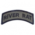 "PATCH-VIETNAM,TAB,RIVER R (SUBDUED) (3-1/2"")"