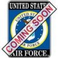 "PATCH-USAF EMBLEM, RECT. (3-5/8"")"