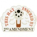 "HAT INSURED BY 2ND AMENDMENT (1-1/4"")"