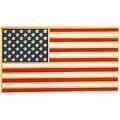 """USA FLAG PIN (1-1/8"""")"""