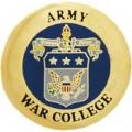 """ARMY WAR COLLEGE PIN (1/2"""")"""