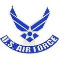 "USAF SYMBOL II PIN (1"")"