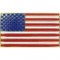 """USA FLAG PIN (1"""")"""