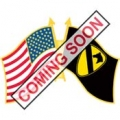 "ARMY 1ST CAV AIRMOBILE PIN  (1-1/16"")"
