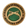 MILITARY POLICE PLAQUE