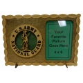 Army National Guard PICTURE FRAME PLAQUE