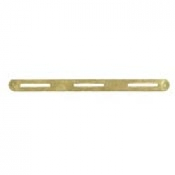 RIBBON MOUNT / RIBBON HOLDER (3) BRASS
