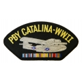 PBY CATALINA WWII HAT PATCH- WITH THE OPTION TO HAVE IT ADDED TO A HAT