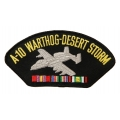 A-10 WARTHOG DESERT STORM HAT PATCH- WITH THE OPTION TO HAVE IT ADDED TO A HAT