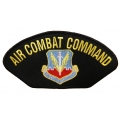 AIR COMBAT COMMAND HAT PATCH - WITH THE OPTION TO HAVE IT ADDED TO A HAT