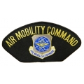 AIR MOBILITY COMMAND HAT PATCH - WITH THE OPTION TO HAVE IT ADDED TO A HAT