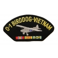 O-1 BIRDDOG VIETNAM VETERAN HAT PATCH - WITH THE OPTION TO HAVE IT ADDED TO A HAT