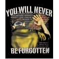 YOU WILL NEVER BE FORGOTTEN - VIETNAM VETERAN T-SHIRT
