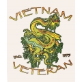 VIETNAM VETERAN DRAGON T-SHIRT