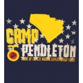 CAMP PENDLETON - MARINE T-SHIRT