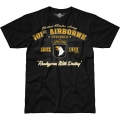 Army 101st Airborne 'Vintage' T-SHIRT