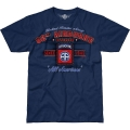 Army 82nd Airborne 'Vintage' T-SHIRT