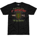 Army 1st Infantry 'Vintage' T-SHIRT