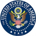"SIGN-USA SEAL LOGO(ROUND) (12"")"