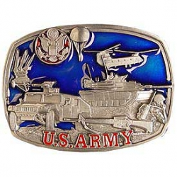 "BUCKLE-ARMY, US (3-1/2"")"