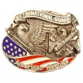 "BUCKLE-ARMY, NAT. GUARD (3-3/4"")"